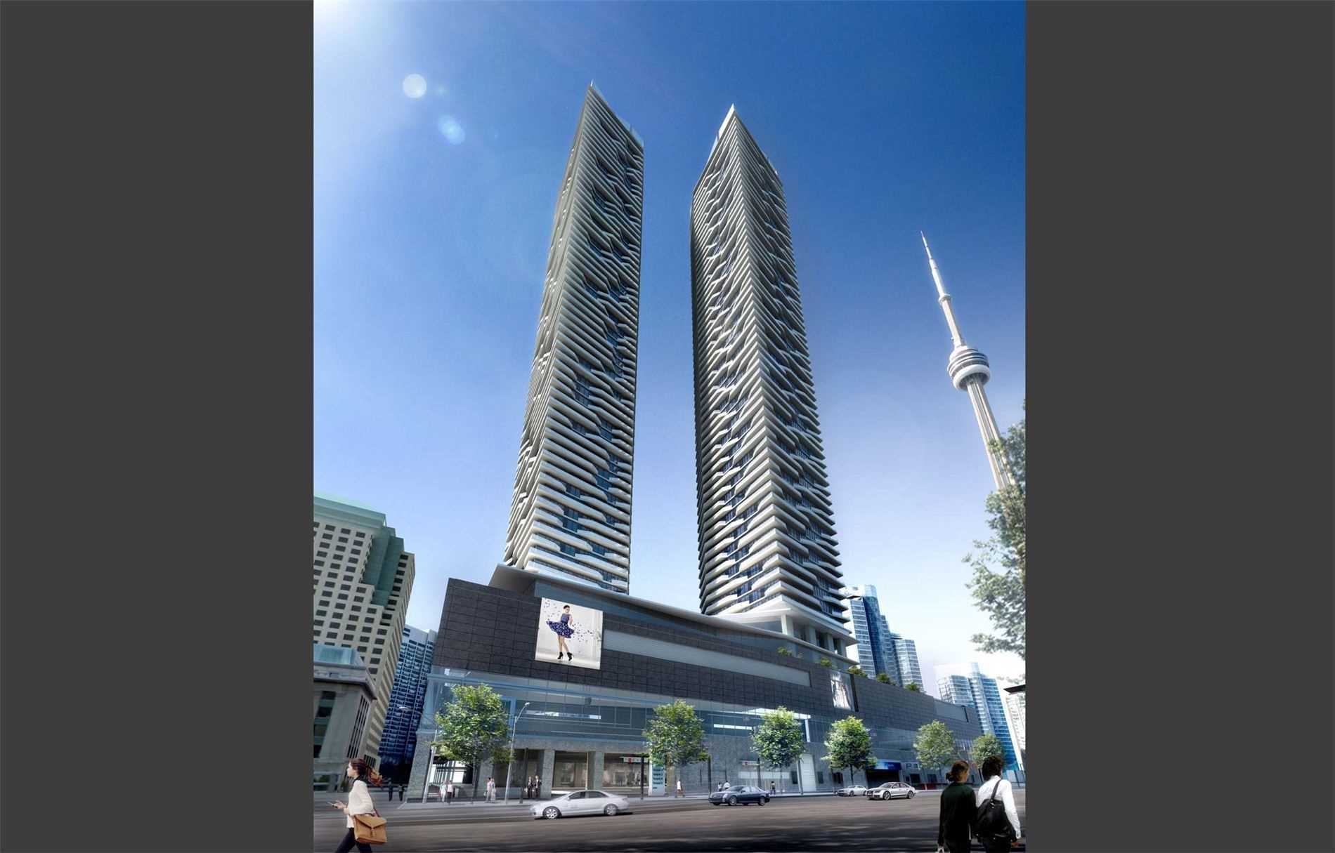 For Rent: 1607 - 88 Harbour Street, Toronto, ON   1 Bed, 1 Bath Condo for $2100.00. See 17 photos!