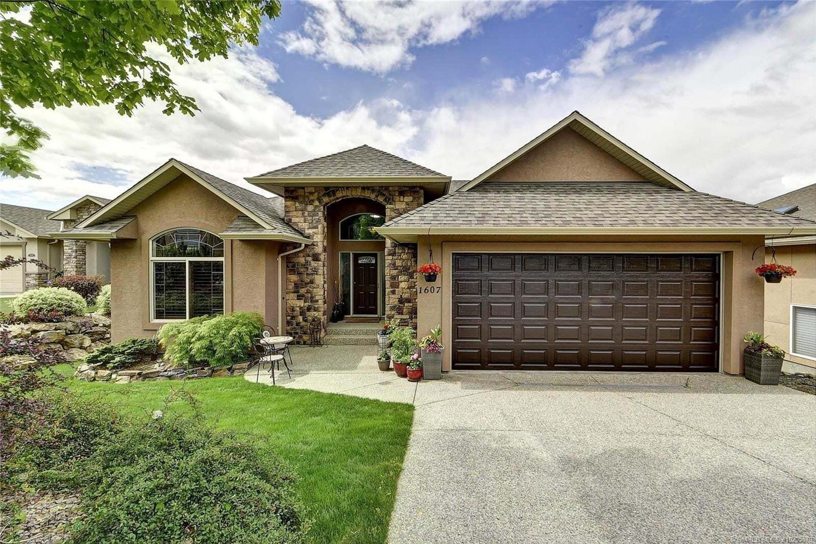 House for sale at 1607 Merlot Dr West Kelowna British Columbia - MLS: 10205579