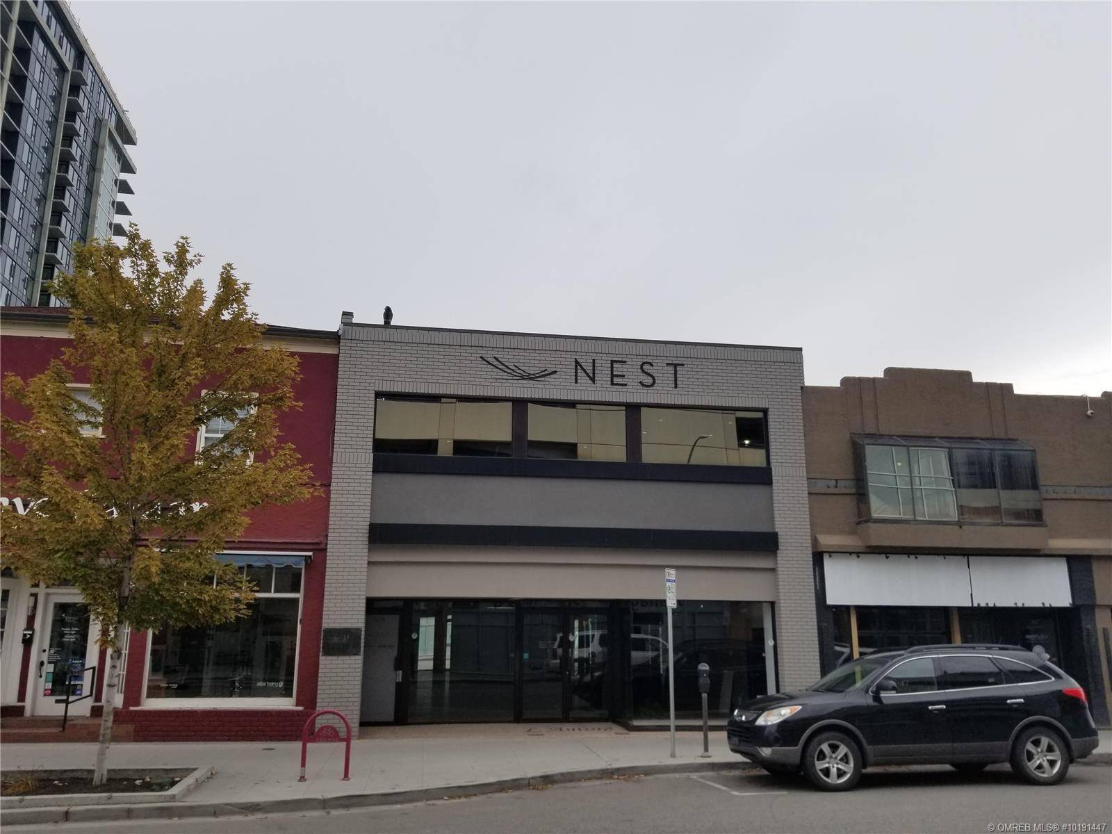 Commercial property for lease at 1607 Pandosy St Kelowna British Columbia - MLS: 10191447