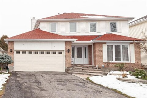 House for sale at 1607 Proulx Dr Ottawa Ontario - MLS: 1218423