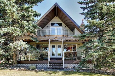 House for sale at 16075 Coal Tr W Rural Foothills County Alberta - MLS: A1036730