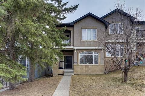 Townhouse for sale at 1607 24 Ave Northwest Calgary Alberta - MLS: C4240991