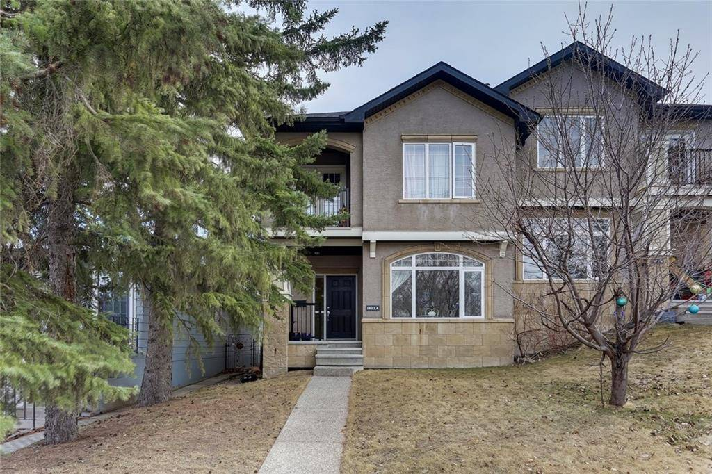 Townhouse for sale at 1607 24 Ave Nw Capitol Hill, Calgary Alberta - MLS: C4240991