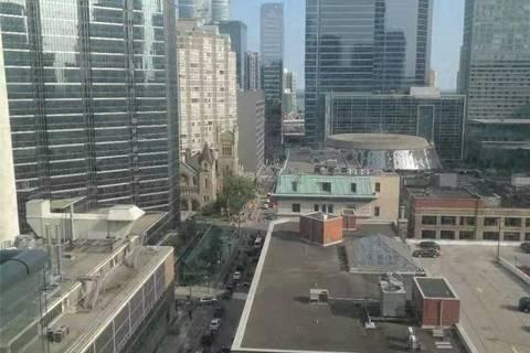 Apartment for rent at 126 Simcoe St Unit 1608 Toronto Ontario - MLS: C4522638