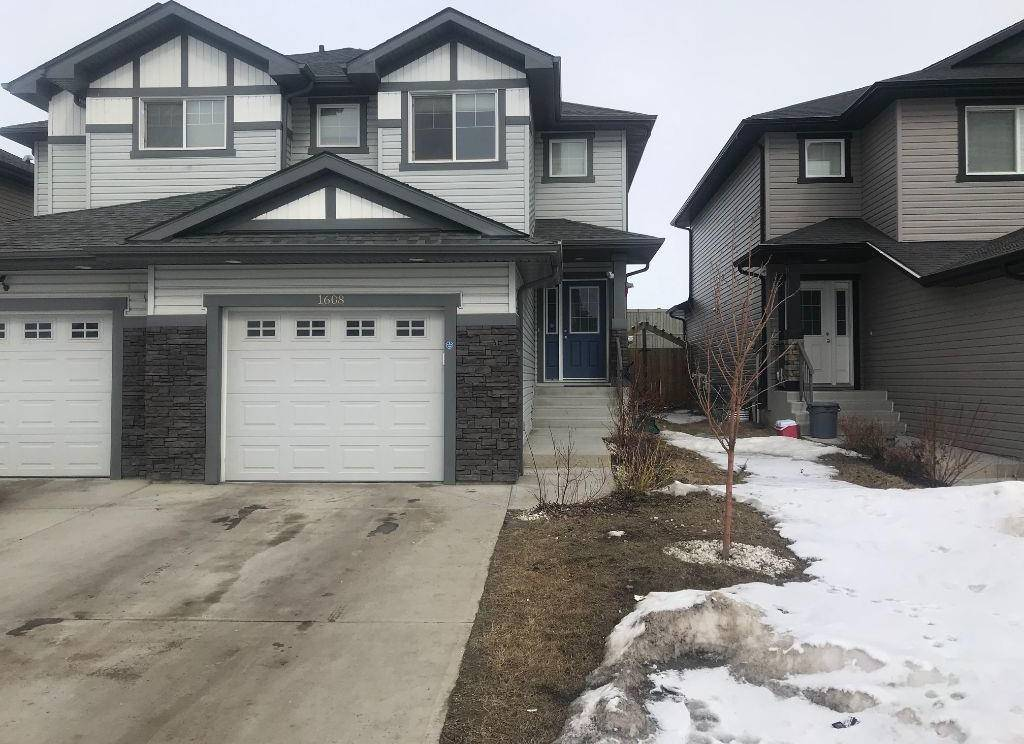 Townhouse for sale at 1608 152 Ave Nw Edmonton Alberta - MLS: E4192823
