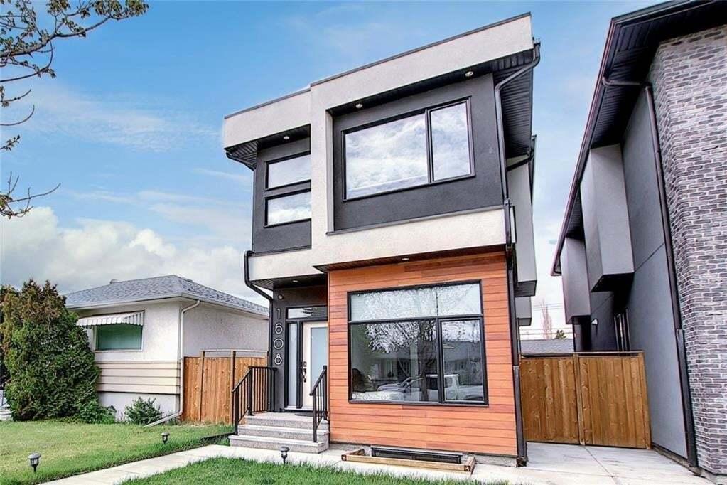House for sale at 1608 22 Av NW Capitol Hill, Calgary Alberta - MLS: C4297941