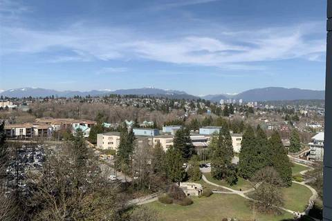 Condo for sale at 280 Ross Dr Unit 1608 New Westminster British Columbia - MLS: R2351760