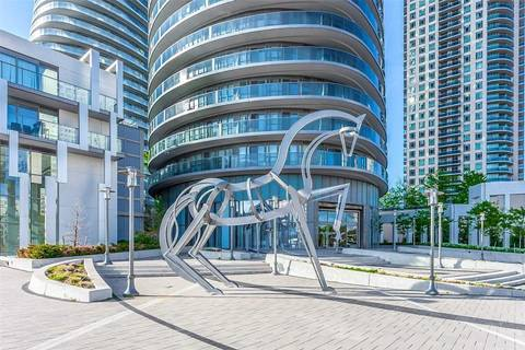 Condo for sale at 50 Absolute Ave Unit 1608 Mississauga Ontario - MLS: W4547748