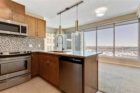 Condo for sale at 1320 1 St Southeast Unit 1609 Calgary Alberta - MLS: C4291609