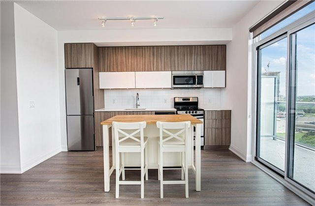 For Rent: 1609 - 56 Annie Craig Drive, Toronto, ON | 0 Bed, 1 Bath Condo for $1,599. See 18 photos!