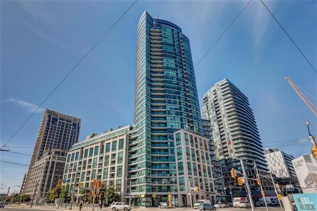 For Rent: 1609 - 600 Fleet Street, Toronto, ON   0 Bed, 1 Bath Condo for $1,550. See 1 photos!