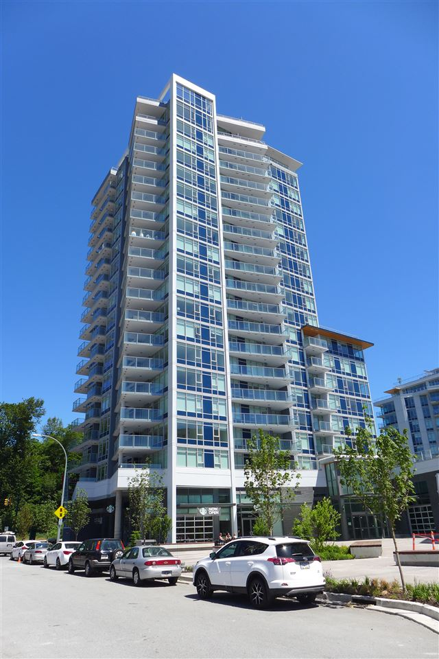 Sold: 1609 - 8538 River District Crossing, Vancouver, BC