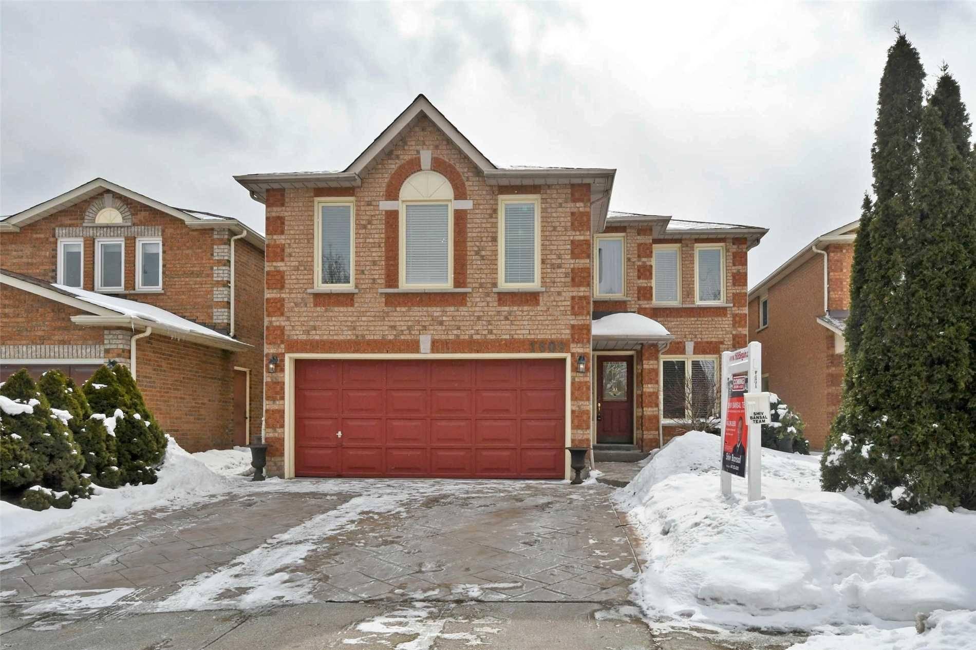 House for sale at 1609 Seguin Sq Pickering Ontario - MLS: E4385909