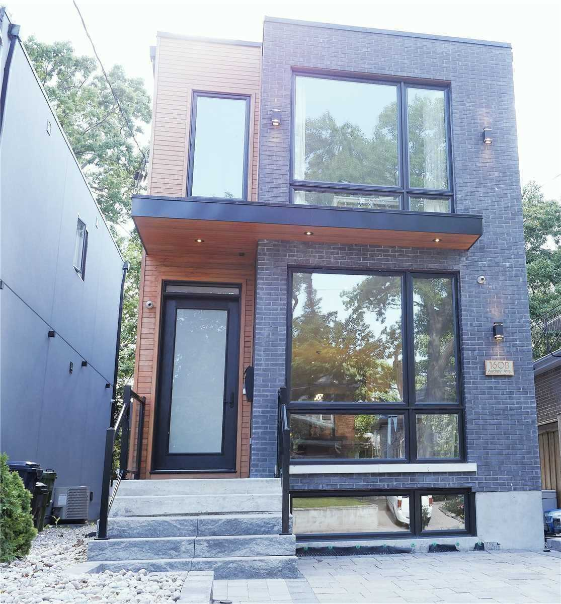 For Sale: 160b Audrey Avenue, Toronto, ON | 3 Bed, 4 Bath House for $1249000.00. See 20 photos!