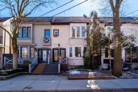 Townhouse for sale at 161 Marlborough Pl Toronto Ontario - MLS: C4929417