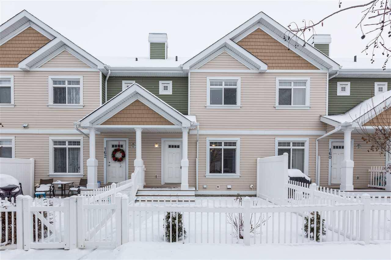 Townhouse for sale at 1804 70 St Sw Unit 161 Edmonton Alberta - MLS: E4183325
