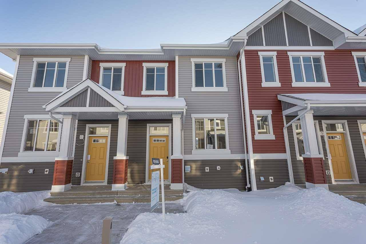 Townhouse for sale at 2905 141 St Sw Unit 161 Edmonton Alberta - MLS: E4185773