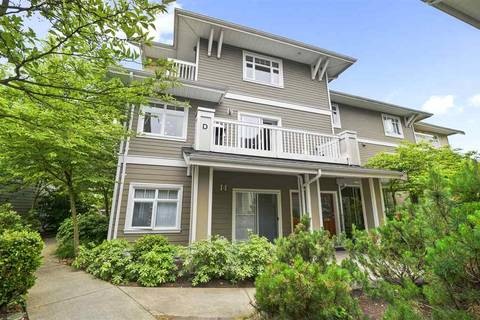 Townhouse for sale at 7388 Macpherson Ave Unit 161 Burnaby British Columbia - MLS: R2382035