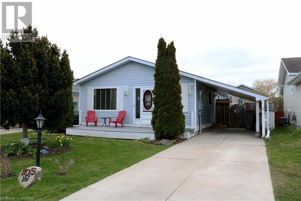 House for sale at 161 Albert St Meaford Ontario - MLS: 257919