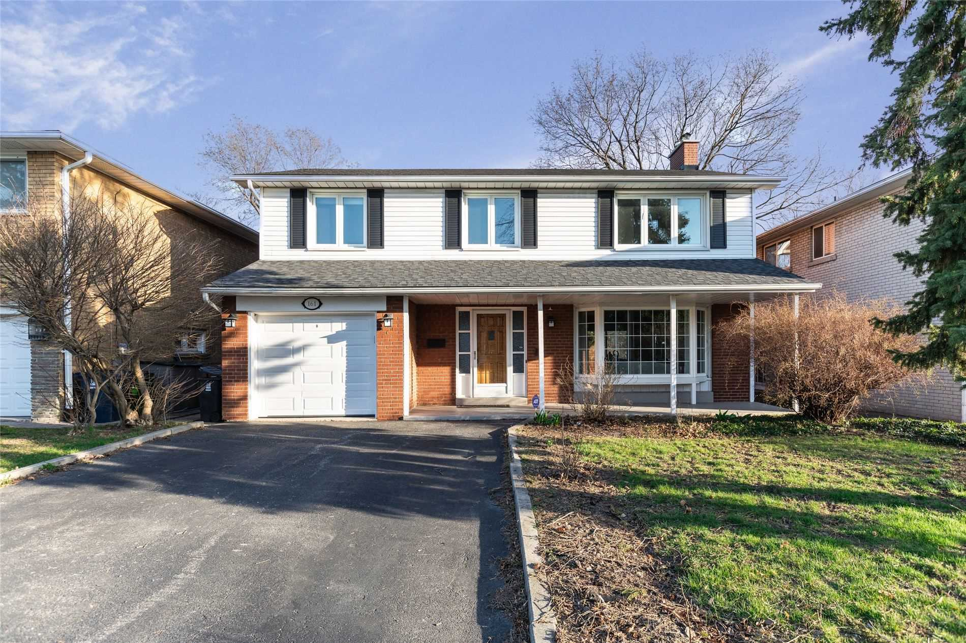For Sale: 161 Allanhurst Drive, Toronto, ON | 4 Bed, 3 Bath House for $1389000.00. See 33 photos!