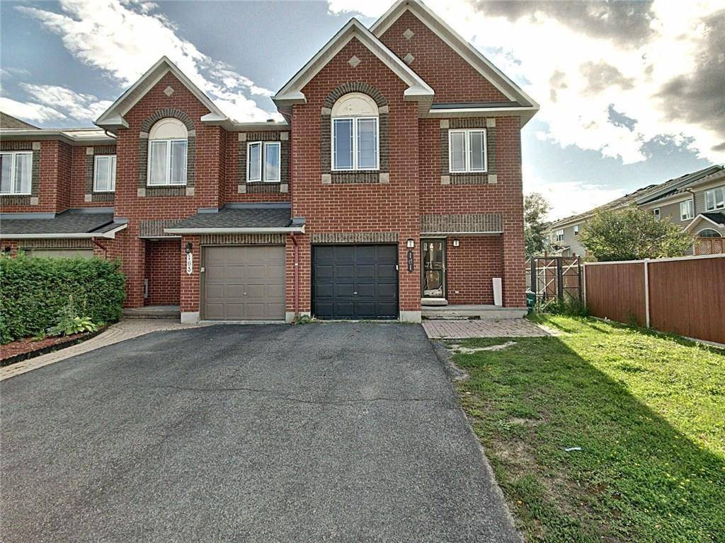 Townhouse for sale at 161 Branthaven St Orleans Ontario - MLS: 1168011