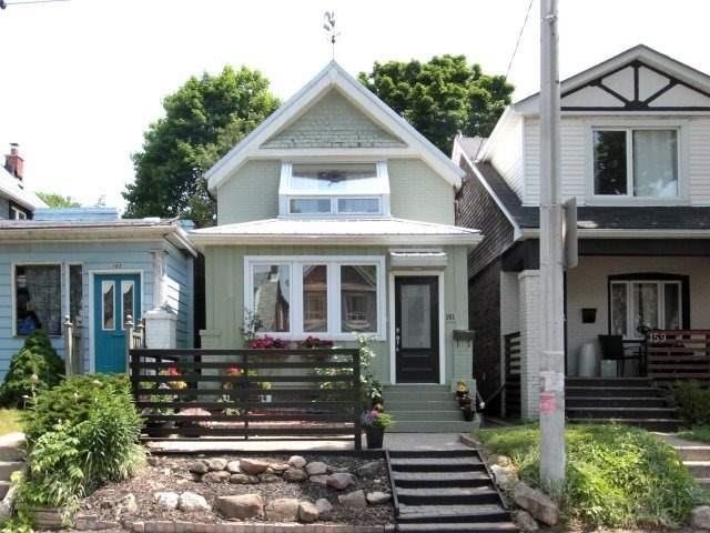 Sold: 161 Drayton Avenue, Toronto, ON