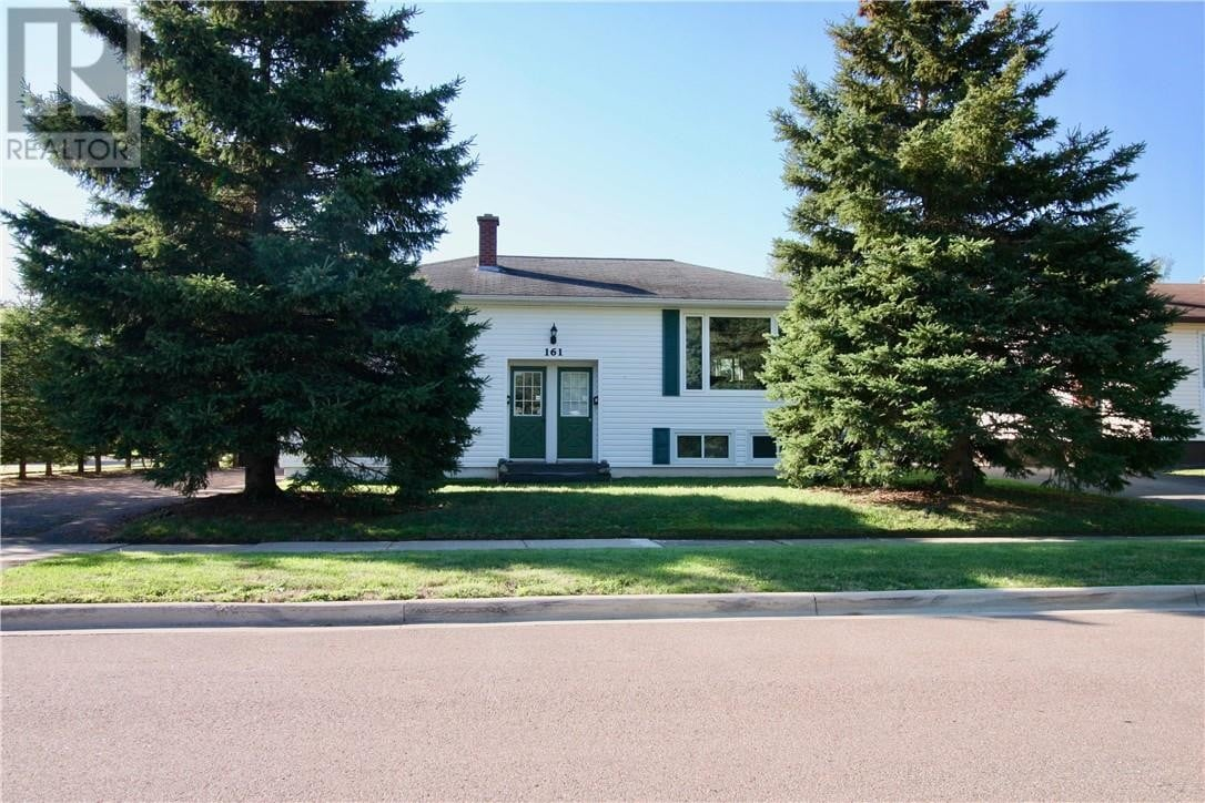 Townhouse for sale at 161 Ellerdale  Moncton New Brunswick - MLS: M131554