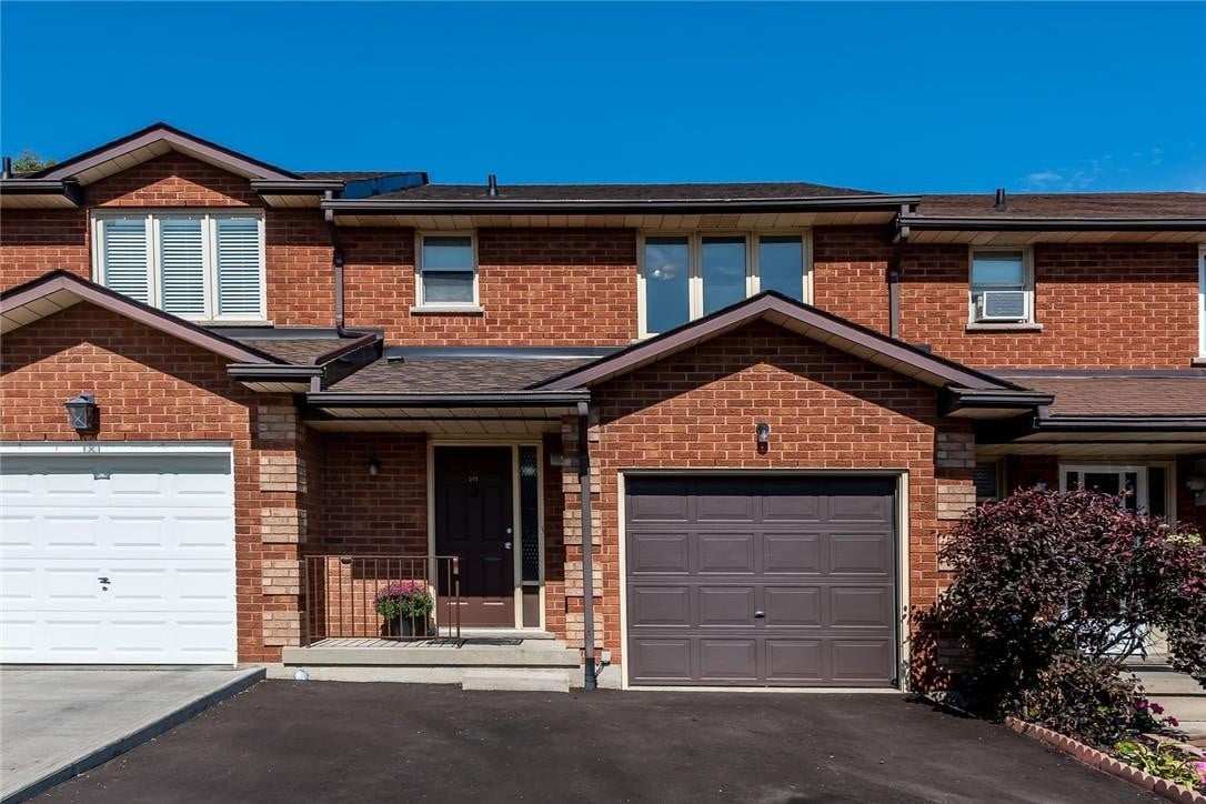 Townhouse for sale at 161 Essling Ave Hamilton Ontario - MLS: H4088770