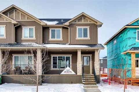 Townhouse for sale at 161 Evanston Hill(s) Northwest Calgary Alberta - MLS: C4286805