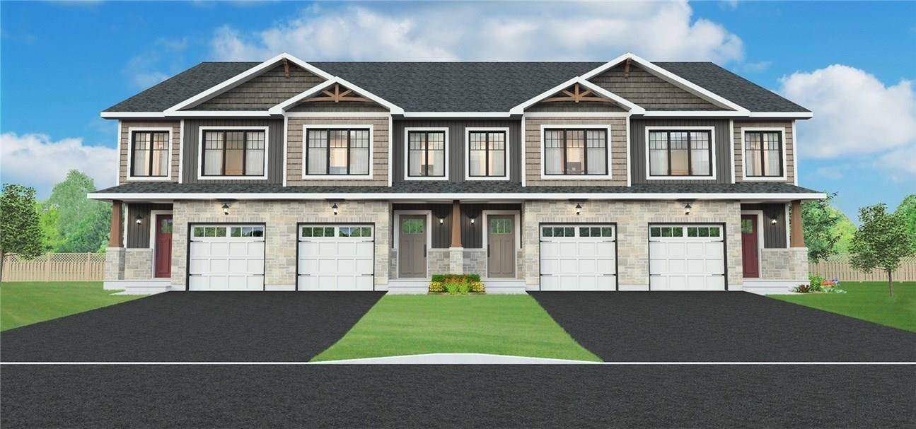 Townhouse for sale at 161 Ferrara Dr Smiths Falls Ontario - MLS: 1150838