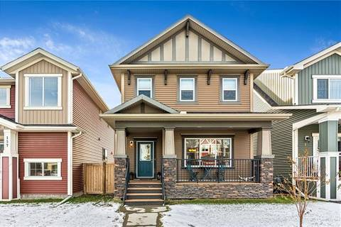 House for sale at 161 Fireside Pl Cochrane Alberta - MLS: C4275471