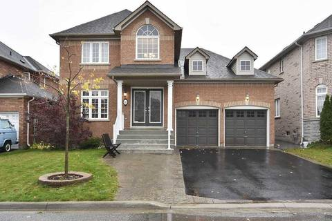 House for sale at 161 Flagstone Wy Newmarket Ontario - MLS: N4615725