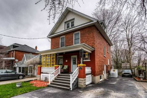 House for sale at 161 Front St Stratford Ontario - MLS: X4498387