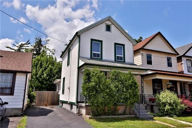 Sold: 161 Grosvenor Avenue, Hamilton, ON