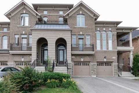 Townhouse for sale at 161 Hansard Dr Vaughan Ontario - MLS: N4517096