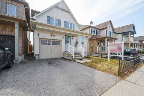 House for sale at 161 Harrongate Pl Whitby Ontario - MLS: E4732186