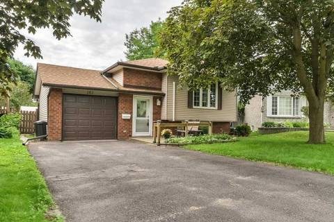House for sale at 161 Iroquois Ave Oshawa Ontario - MLS: E4517995