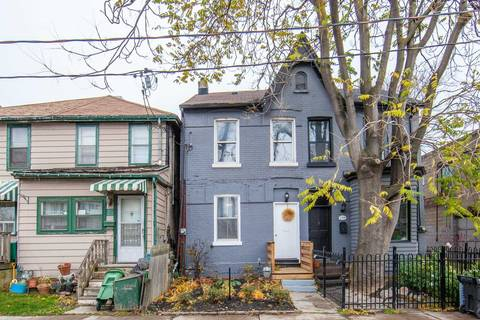 Townhouse for rent at 161 Logan Ave Toronto Ontario - MLS: E4626348