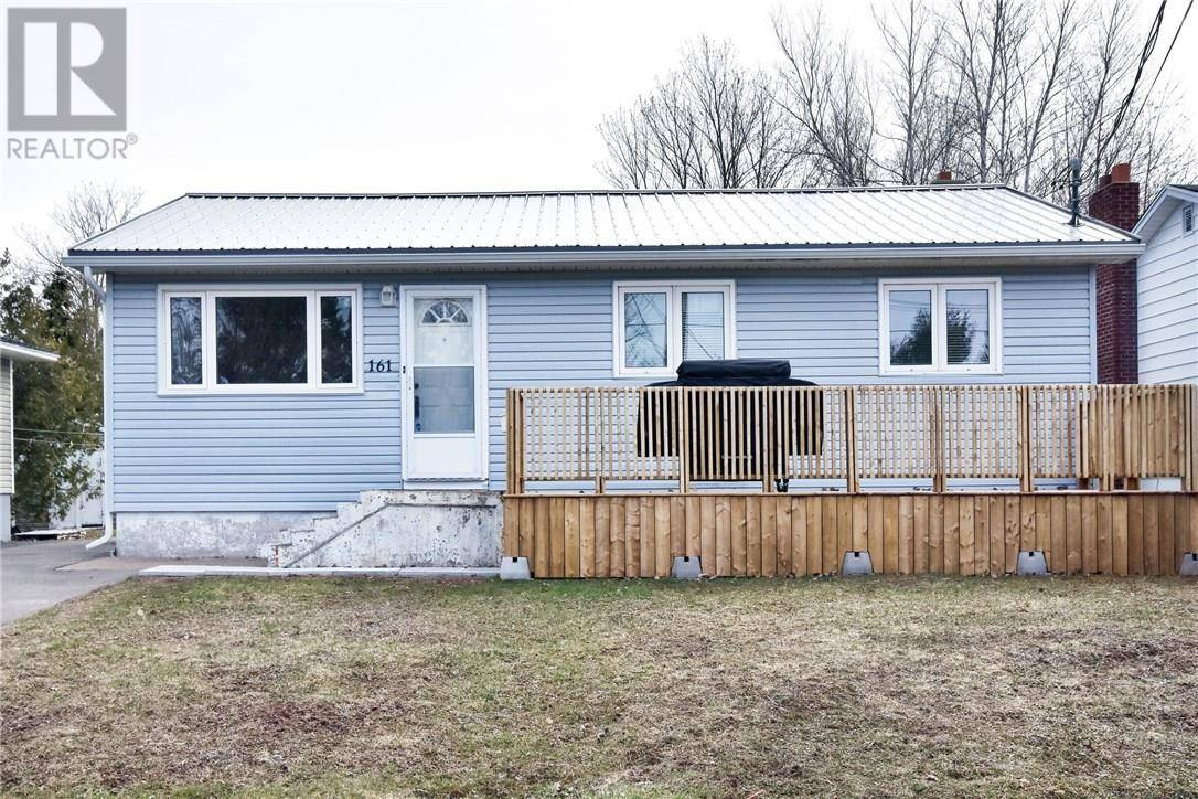 House for sale at 161 Mckenzie Ave Moncton New Brunswick - MLS: M128129