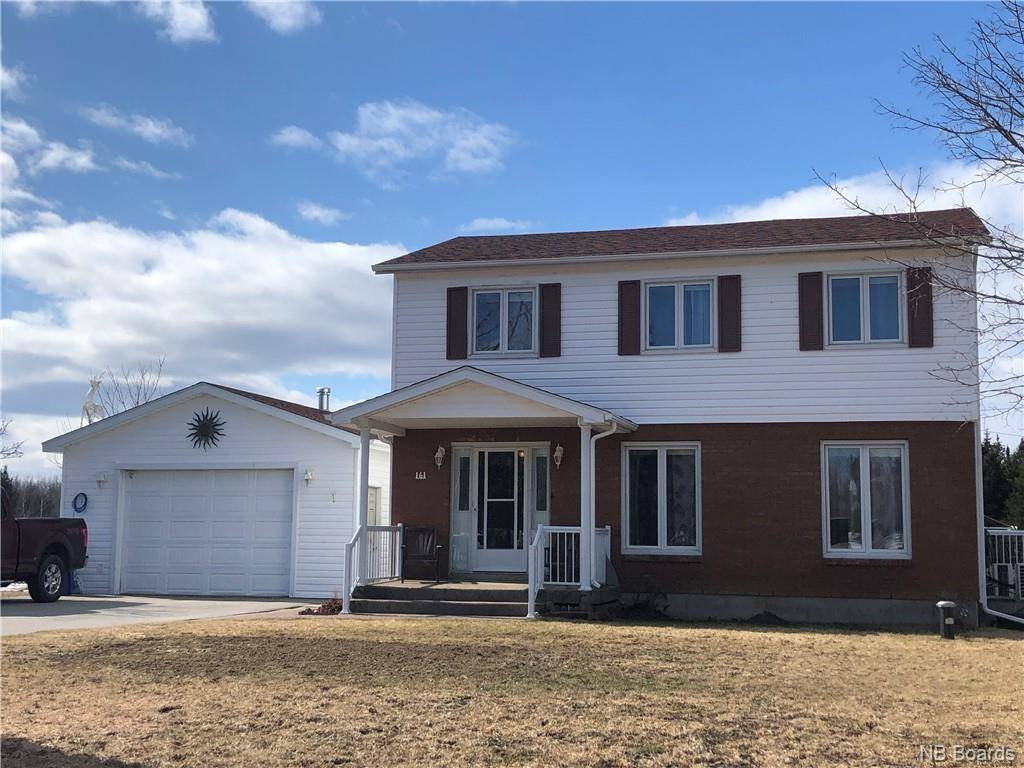 House for sale at 161 Nowlanville Rd Miramichi New Brunswick - MLS: NB042838