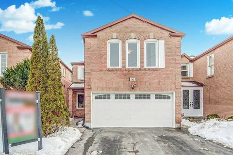 House for sale at 161 Ponymeadow Terr Toronto Ontario - MLS: E4690998