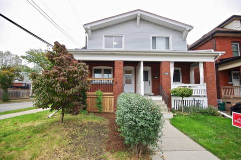 Townhouse for sale at 161 Province St Hamilton Ontario - MLS: X4613945