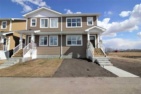 Townhouse for sale at 161 Robinson Dr Leduc Alberta - MLS: E4152221