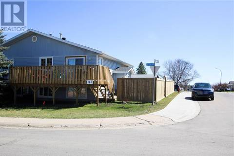 Townhouse for sale at 161 Sifton Ave Fort Mcmurray Alberta - MLS: fm0165225