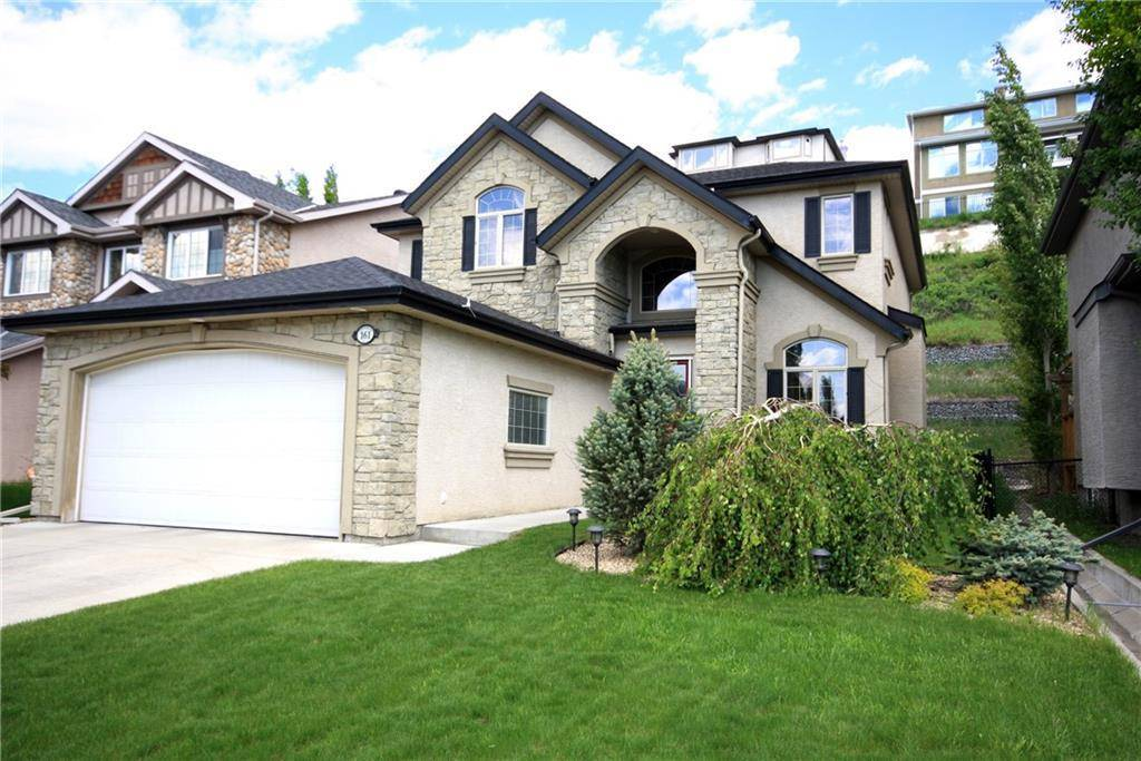 House for sale at 161 Springbluff Blvd Sw Springbank Hill, Calgary Alberta - MLS: C4233394