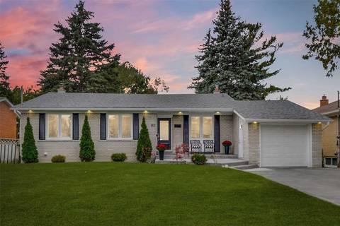 House for sale at 161 Verobeach Blvd Toronto Ontario - MLS: W4602706