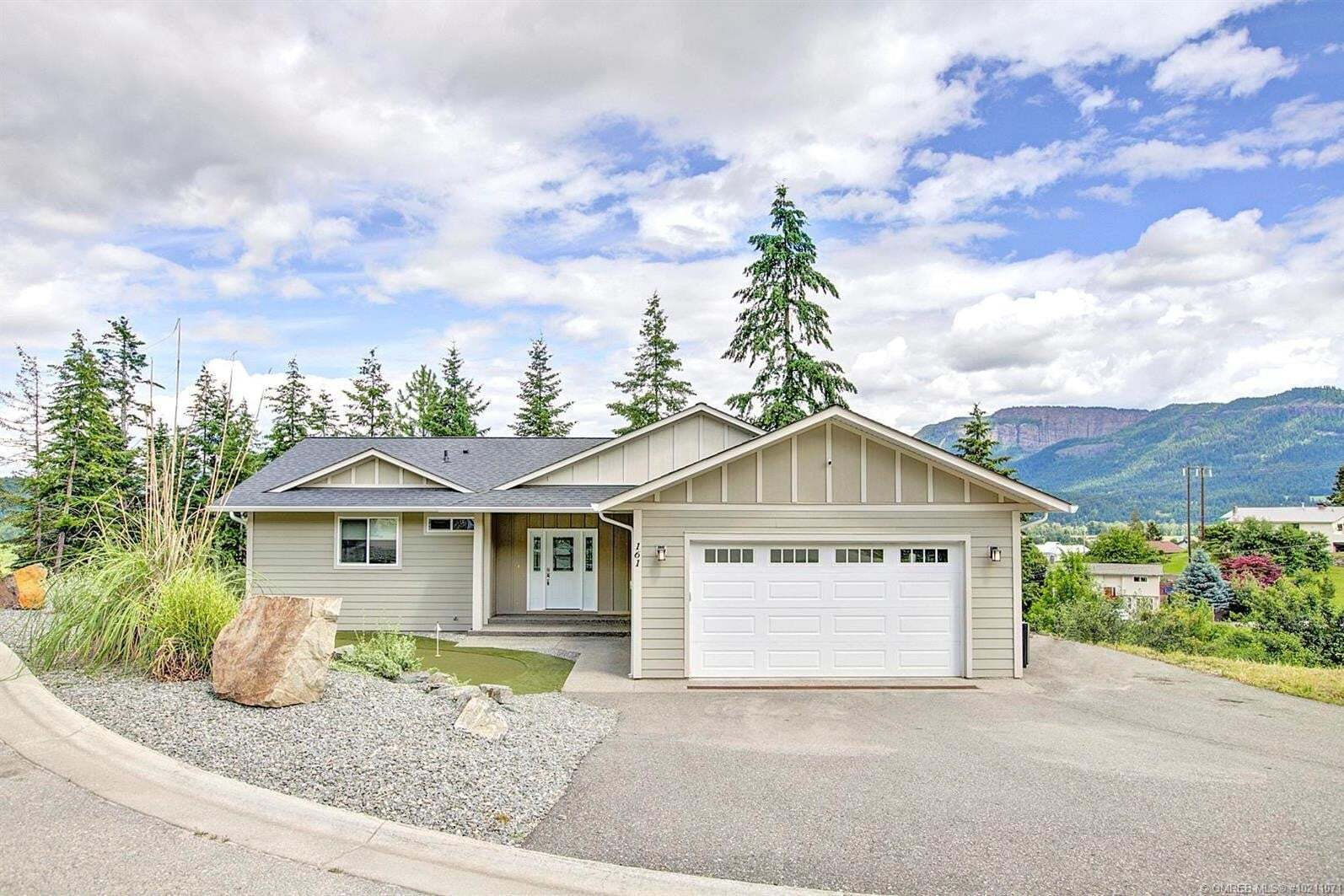 House for sale at 161 Vetter Pl Enderby British Columbia - MLS: 10211071