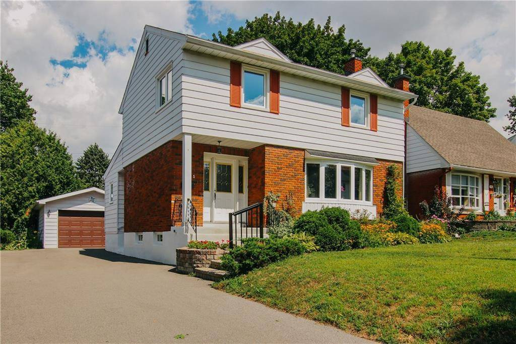 House for sale at 161 Winther Ave Ottawa Ontario - MLS: 1166079