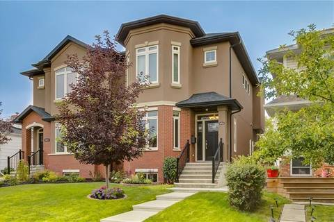 Townhouse for sale at 1610 17 Ave Northwest Calgary Alberta - MLS: C4257583