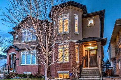 Townhouse for sale at 1610 17 Ave Northwest Calgary Alberta - MLS: C4275854